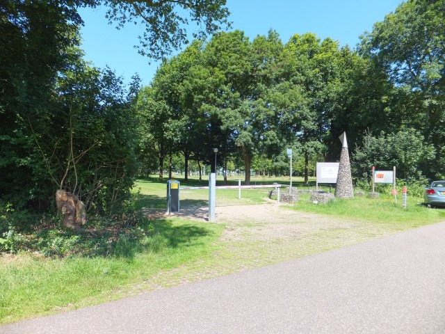 Camperplaats Zwolle.